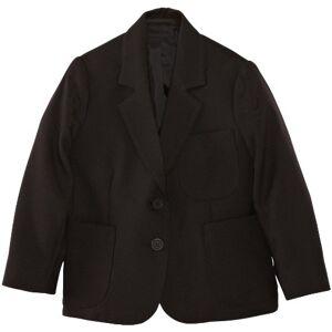 "Blue Max Banner Juniors Regular Blazer, Black (Black), 42"" Chest"