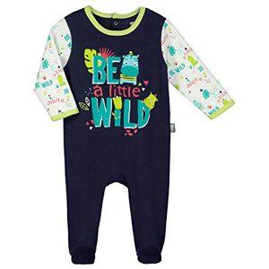 Petit Béguin Baby Tropic Boy Fleece Pyjamas Size 3Months (62cm)