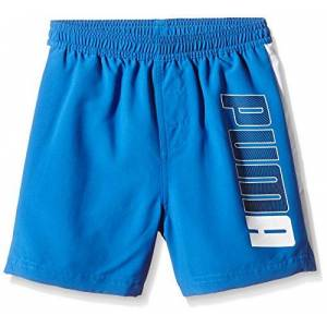 Puma Boys 'Swimming Shorts Active Swimming Shorts M blue Strong Blue Size:11 years