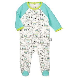 Petit Béguin Baby iwou Pyjama-Size-12Months (80cm)
