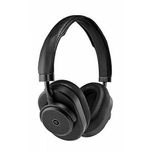 Master & Dynamic Mw65 Anc Over Ear Wireless Headphones - Black/black