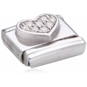 Nomination Classic 330304/01 Sterling Silver 925 Bead