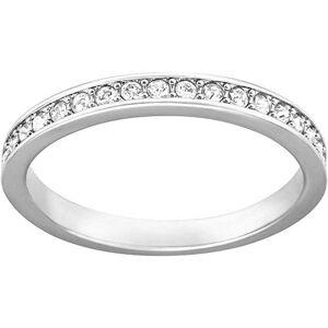 SWAROVSKI Women  Stainless Steel    Ring 1121067,White