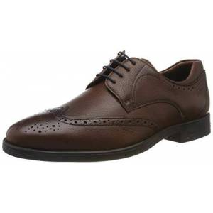 Sioux Men's Forkan-XL Brogues, Brown (Cafe 003), 6.5 UK