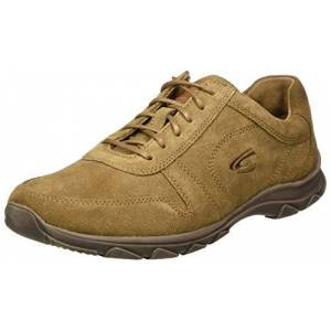 camel active Spark, Men's Derby, Brown (Mud 03), 9.5 UK (44 EU)