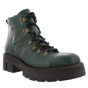 Fly London Women's BERI000FLY Ankle Boots, Green (Petrol 007), 9 (42 EU)