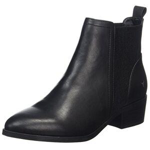 Windsor Smith Women's RAF Ankle Boots, (Black 001), 4 UK