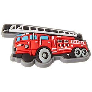 Crocs Fire Truck Charm SS17 Shoe Decoration Charms, Multicolour (-), One Size