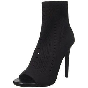 Windsor Smith Women's Cressidra Open Toe Heels, Black (Black 001), 6.5 UK