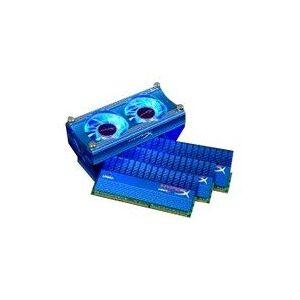 HyperX Technology KHX2250C9D3T1FK3/6GX T1 Series 6 GB DDR3 2250 MHz CL9 Non ECC Memory Module with Fan (Kit of 3)