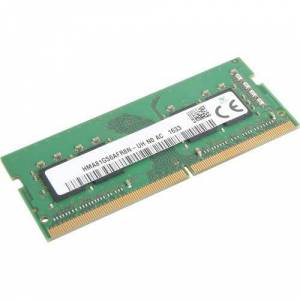 Lenovo 4X70R38791 16GB DDR4 2666 MHz Memory Module - Memory Modules (16GB, 1x 16GB, DDR4, 2666 MHz, 260-pin SO-DIMM)