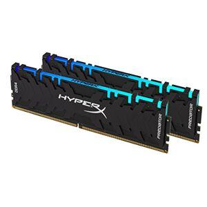 HyperX Predator HX430C15PB3AK2/16 DDR4 16 GB (Kit of 2 x 8 GB), 3000 MHz CL15 DIMM XMP - RGB