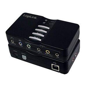 LogiLink USB 2.0 7.1 Channel Sound Box