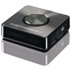 Terratec Aureon X Fire 8.0 HD External Sound Card 108 dB