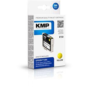 KMP E132 Ink Cartridge Equivalent to Epson T1304 Yellow