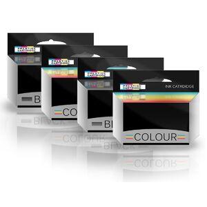 Prestige Cartridge HP-Black Remanufactured Ink Cartridge Tricolor y Negro