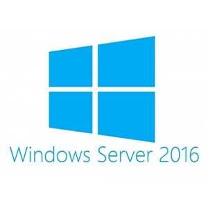 Dell Microsoft Windows Server 2016 Client Access Licence Standard/Datacenter 5 User License 5 5 Perpetual PC/Mac Disc