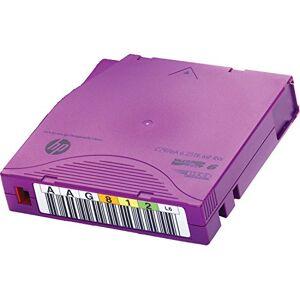 HP C7976BN LTO-6 Ultrium BaFe Non Custom Labeled Data Cartridge (6250GB, 400MBps)