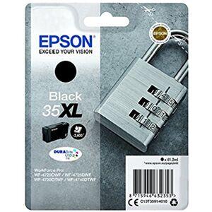 Epson C13T35914010 Ink Cartridge - Black, Amazon Dash Replenishment Ready