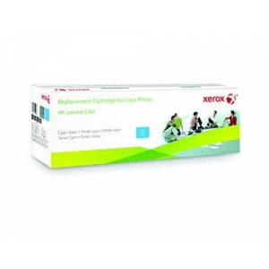 Xerox 106R02258 Replacement Cyan Toner Cartridge Equivalent to HP 126A/CE311A, 1100 Pages