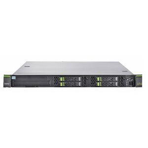 Primergy Fujitsu RX100 1U Rack Server (Intel Xeon E3 1220V2, 8GB RAM, 2x 500GB HDD, DVDSM)