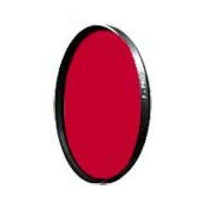 B&W Red Filter 25.5mm x 0.5°F-PRO