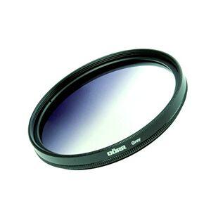 Dorr 55mm Grey Graduated Color Filter