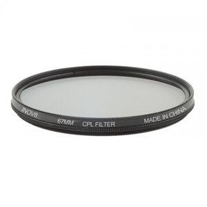 Inov8 Framing Inov8 Circular Polarising (CPL) Multi-Coated Digital Lens Filter 67mm