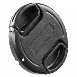 Walimex Pro 58mm Lens Cap with Inner Grip for Camera