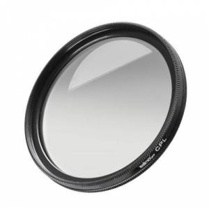 Walimex Pro MC circular polarizing filter 62 mm (glass hardened and tempered multiple times)