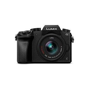 Panasonic Lumix DMC-G7 16 MP Digital Camera Kit and Standard Zoom Lens LUMIX G Vario 14-42 mm, Black