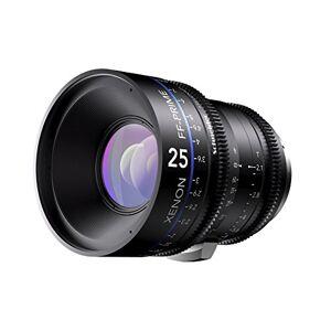 """Schneider Kreuznach 1078144Cine Lens""""FF Prime T2.1/25mm, Canon/FT BLACK"""