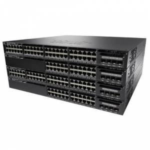 Cisco Systems WS-C3650-24PS-E Catalyst 3650 24 Port PoE 4X1G Uplink IP Services