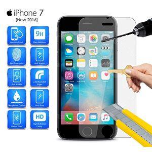 Original Technology iPhone 7 iPhone 7 Screen Protector, Tempered Glass, Anti-Scratch Ultra Clear
