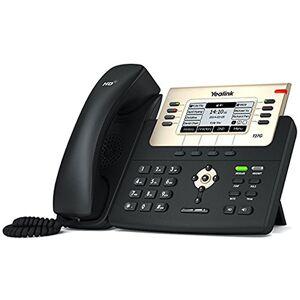 Yealink SIP-T27G IP Conference Phone - Black