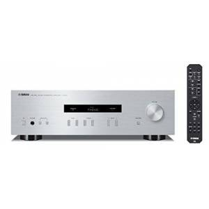 Yamaha A-S201 Integrated Amplifier - Silver