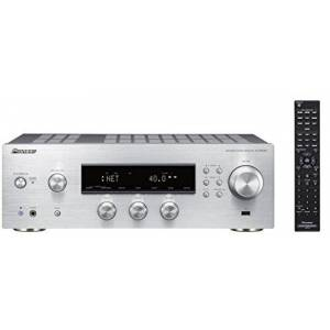 Pioneer SX-N30AE-S Network Stereo Receiver with Bluetooth - Silver