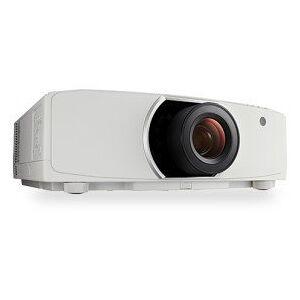 NEC 60004119 3 LCD 8500 ANSI Lumens Ready Desktop Projector - White