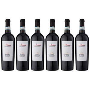 Vigneti del Vulture Aglianico Del Vulture Pipoli 2015 / 2017 Wine 75 cl (Case of 6)