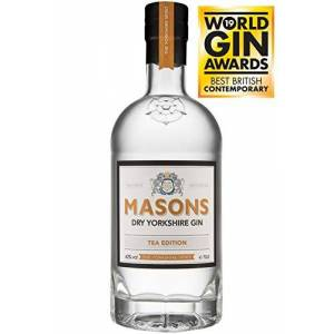 Masons Yorkshire Gin Masons Yorkshire Tea Gin, 70 cl