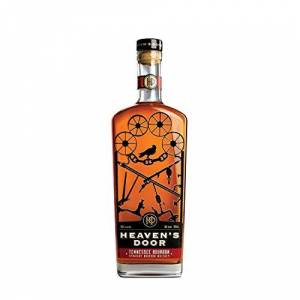 Heavens Door Tennessee Straight Bourbon, Developed in Partnership with Bob Dylan, 45 Percent 70 cl