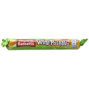 Maynards Bassetts Maynards Wine Pastilles Roll 52g