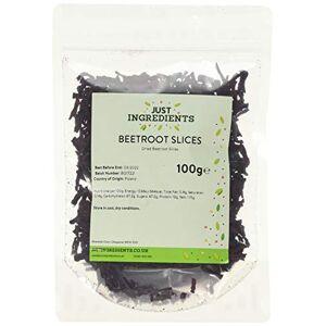 JustIngredients Premier Beetroot Slices 100 g, Pack of 2
