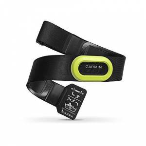 Garmin HRM-Pro Premium Heart-rate Monitor with Dual Transmission and Running Dynamics, Black