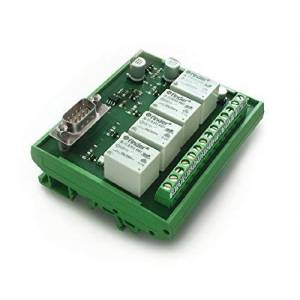 KERN AFH-02 Analog Output Control Module with Integrated Relay