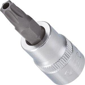 """Vigor V2193 Torx Screwdriver Socket Bit, T40H mm, L 48 mm, 3/8"""""""