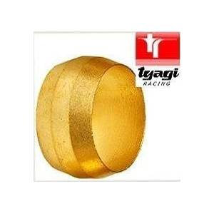Tyagi Racing 1/4 (6.4mm) Brass Olives for compression fitting Gas Pipe Fittings 5pcs