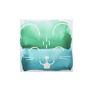 Bipolart Colorful Canvas, Cotton, multicoloured, 26.5x 26.5x 3cm