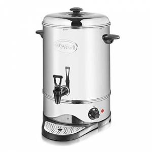 Swan 16 Litre (66 cup) Commercial Stainless Steel Catering Urn / Water Boiler