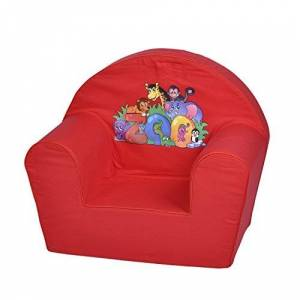 Knorrtoys 68326 knoortoys Child Chair-Zoo, Multi Color